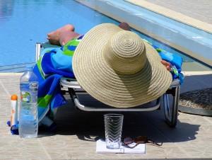 Nyaralásnál figyelni kell az UV védelemre