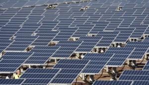 Nagy kapacitású naperőmű
