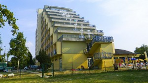 Balatoni hotelek
