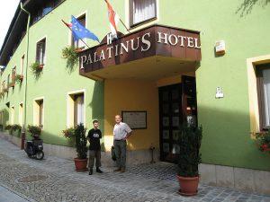 Soproni hotelek
