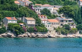 horvát tengerpart szállás