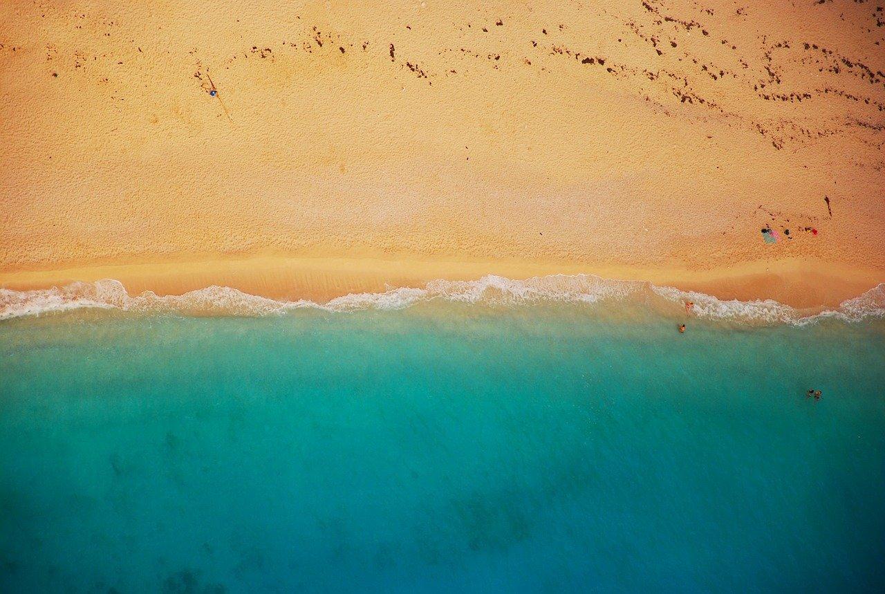 nyaralás tengerpart